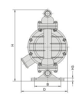 QBY气动隔膜泵1