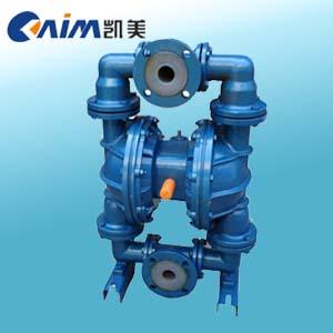 衬四氟气动隔膜泵