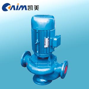 GW 型管道式排污泵